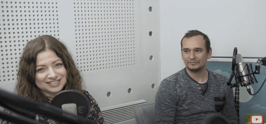 Ewelina Podrez-Siama i Michał Bąk